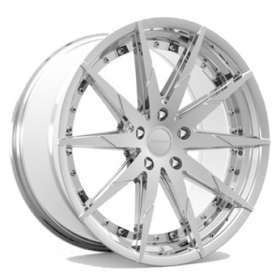 ROSSO ZEN Chrome wheel (20X10, 5x114.3, 73.1, 40 offset)