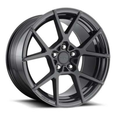 Rotiform KPS R139 Matte Black wheel (18X8.5, 5x112, 66.5, 35 offset)