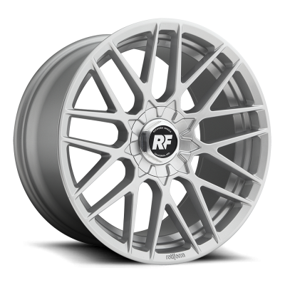 Rotiform RSE R140 Silver wheel (19X10, 5x112/114.3, 72.6, 35 offset)