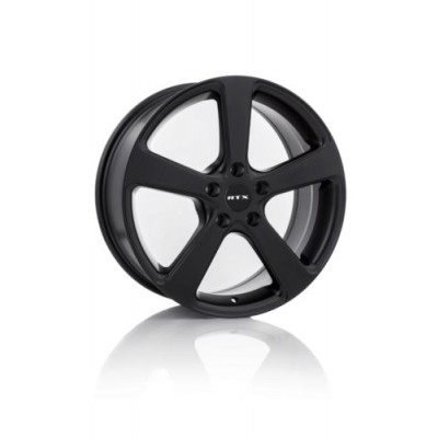 RTX Wheels Multi Satin Black wheel (16X7, 5x112, 57.1, 40 offset)