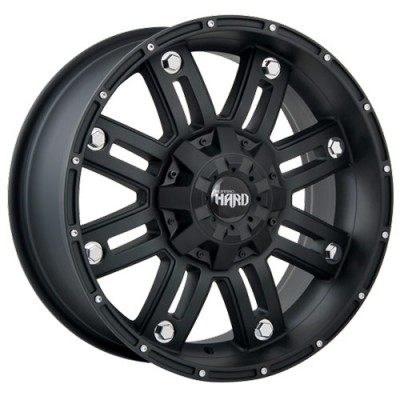 Ruffino Wheels Traxx Matte Black wheel (20X9, 6x139.7, 108.1, 20 offset)