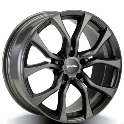 Rwc AC80 Anthracite wheel (18X8, 5x114.3, 64.1, 45 offset)