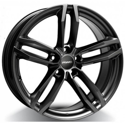 Rwc AD24 Anthracite wheel (18X8, 5x112, 66.45, 32 offset)