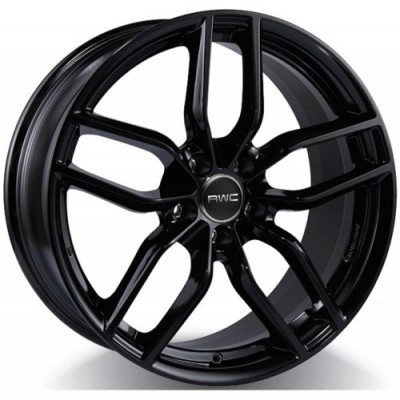 Rwc AD93 Black wheel (17X7.5, 5x112, 57.1, 42 offset)