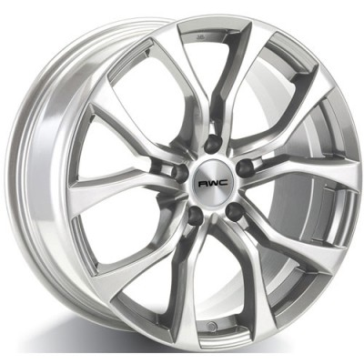 Rwc CD80 Silver wheel (16X7, 5x115, 70.3, 35 offset)