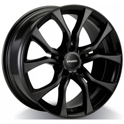 Rwc CD80 Black wheel (17X7.5, 5x115, 70.3, 40 offset)