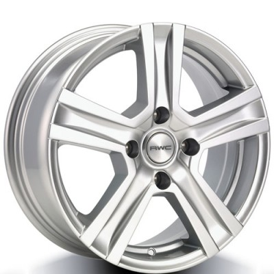 Rwc CV05 Silver wheel (16X7, 5x105, 56.5, 35 offset)