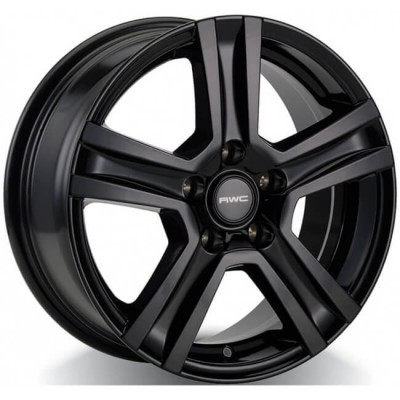 Rwc CV05 Black wheel (17X7.5, 5x105, 56.5, 35 offset)