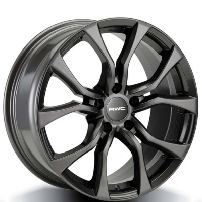 Rwc HO80 Anthracite wheel (16X7, 5x114.3, 64.1, 45 offset)