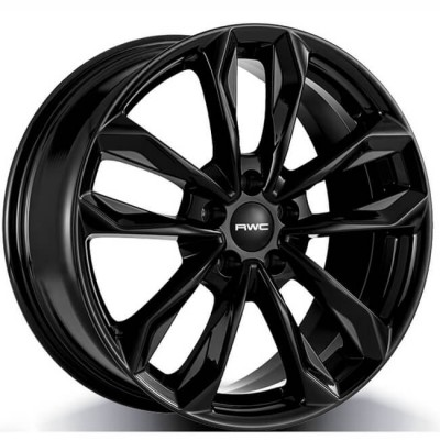 Rwc HO950 Black wheel (17X7.5, 5x114.3, 64.1, 45 offset)