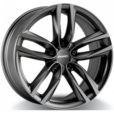 Rwc JAG367 Anthracite wheel (18X8, 5x108, 63.4, 40 offset)