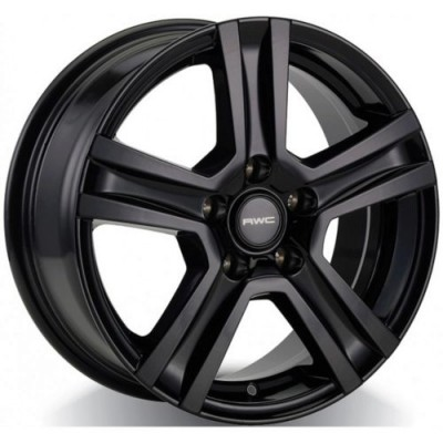 Rwc MN05 Black wheel (16X7, 5x112, 66.7, 45 offset)