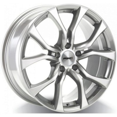 Rwc NI80 Silver wheel (18X8, 5x114.3, 66.1, 40 offset)
