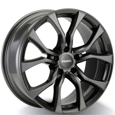 Rwc NI80 Anthracite wheel (16X7, 5x114.3, 66.1, 40 offset)