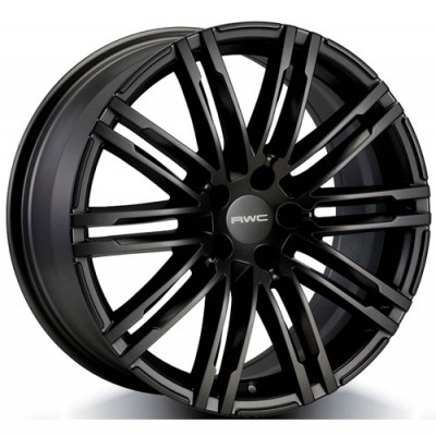 Rwc PC94 Black wheel (18X8, 5x112, 66.45, 21 offset)