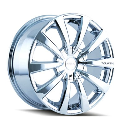 Touren TR3 Chrome / Chrome, 20X8.5, 5x114.3/120 ,(déport/offset 40 ) 72.62
