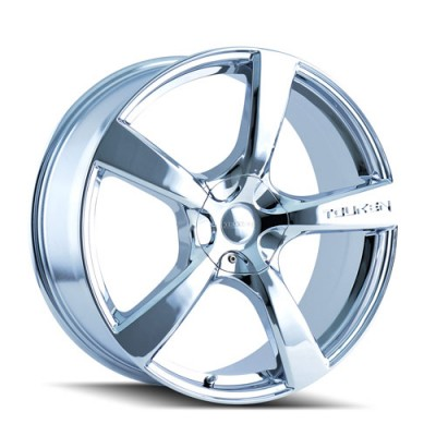 Touren TR9 Chrome / Chrome, 22X9, 5x114.3/120 ,(déport/offset 40 ) 74.1