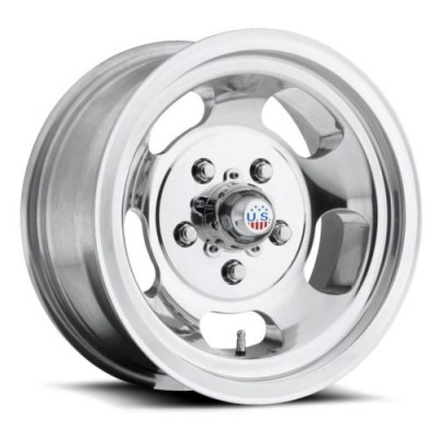 US MAG Indy U101 Polished wheel (15X10, 5x120.7, 72.6, -50 offset)
