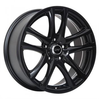 Dai Alloys GTS, Magie Noire/Black Magic, 15X6.5, 4x100 (offset/deport 38), 73.1