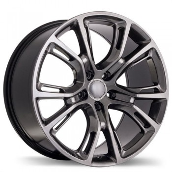Replika R148A 20X10  ,  5x127  , (offset/deport 50) , 71.5 , Jeep