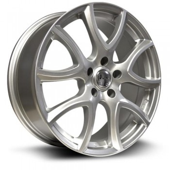 RTX Wheels Arch, Argent/Silver, 17X7, 5x114.3 ( offset/deport 50), 67.1