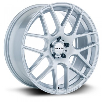 RTX Wheels Envy, Argent/Silver, 18X8, 5x112 ( offset/deport 42), 66.6