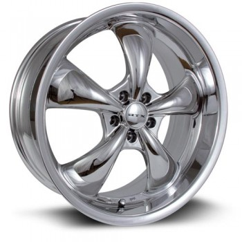 RTX Wheels GT, Chrome Plaque/Chrome Plated, 20X10, 5x114.3 ( offset/deport 45), 73.1