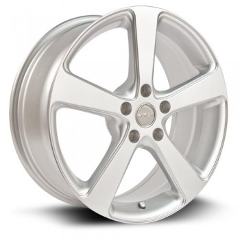 RTX Wheels Multi, Argent/Silver, 16X7, 5x100 ( offset/deport 40), 73.1
