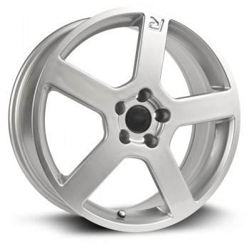 RTX Wheels Type R, Argent/Silver, 18X7.5, 5x108 ( offset/deport 43), 67.1 Volvo