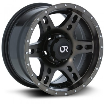 RTX Wheels Delta, Noir Bronze/Bronze Black, 18X9, 6x135 ( offset/deport 10), 87
