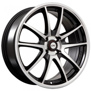 Dai Alloys Emotion , 15X6.5 , 5x114.3 , (deport/offset 40 ) ,73.1