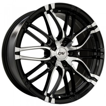 Dai Alloys Yakuza , 18X8.0 , 5x100 , (deport/offset 45 ) ,73.1