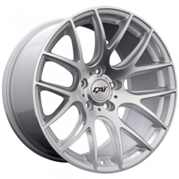 DAI Alloys Autobahn 18x9.5 , 5x120 , (deport/offset 35) , 72.6