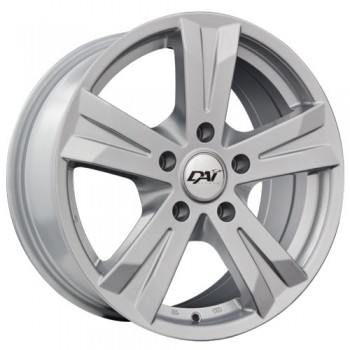 Dai Alloys Concept 5 , 16X6.5 , 5x127 , (deport/offset 35 ) ,73.1