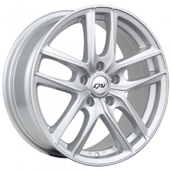 Dai Alloys Vectra, Argent/Silver, 16X7.0, 5x114.3 (offset/deport 42), 67.1