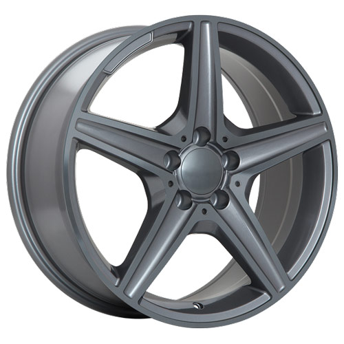 Art Replica Wheels - Replica 93 - Gris GunMetal