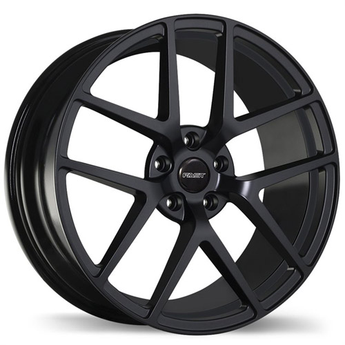 Fast Wheels - Vengeance - Satin Black