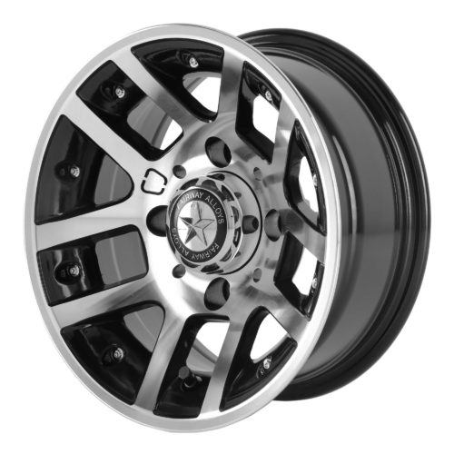 Fairway Alloys - FA121 Illusion - Noir Machine