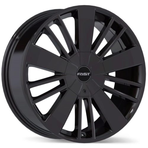 Fast Wheels - Entourage - Gris GunMetal