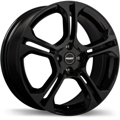 Fast Wheels - KiX - Gloss Black