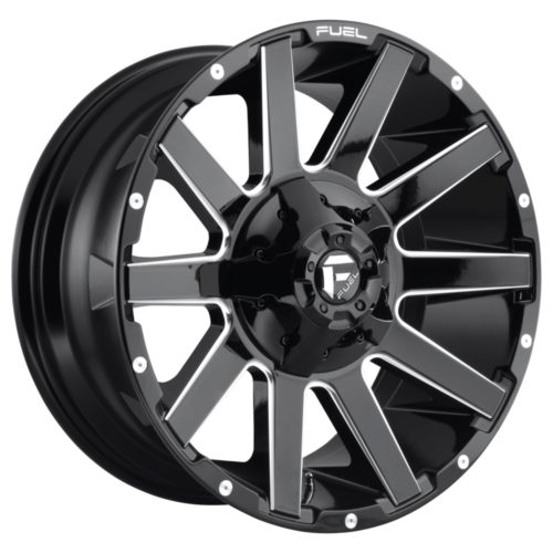 FUEL - D615 CONTRA - Gloss Black