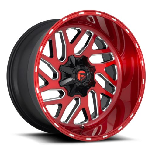 FUEL - D691 - Red