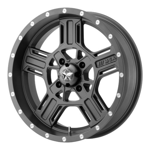 Msa Offroad Wheels - M32 AXE - Anthracite Mat