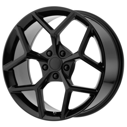 Oe Creations - PR126 - Gloss Black