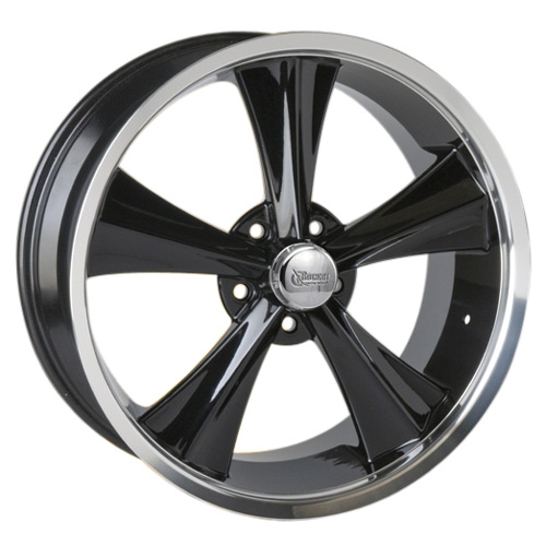 Rocket Wheels - Modern Muscle Booster - Gloss Black