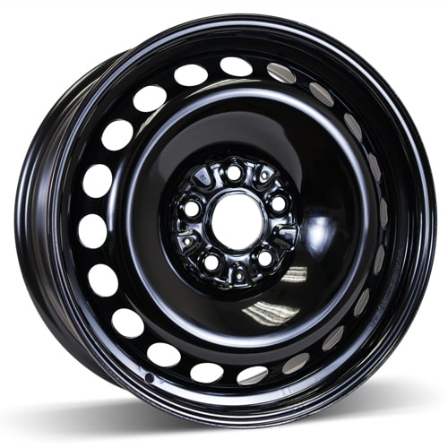 RSSW - Steel Wheel - Black
