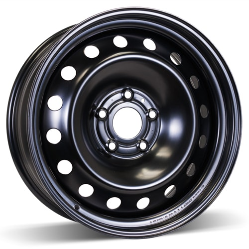 RSSW - Steel Wheel - Noir