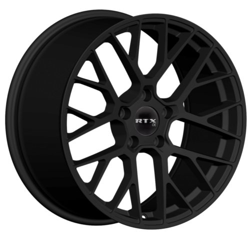 RTX Wheels - Hausen - Matte Black