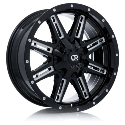 RTX Wheels - Ravine - Machine Black