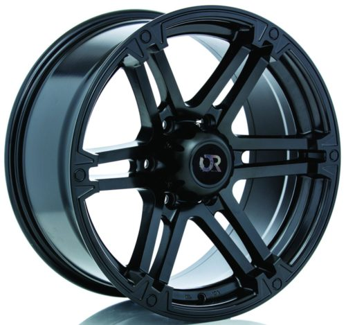 RTX Wheels - Slate - Satin Black